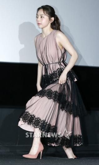 [★포토]안소희, '공주풍 드레스로 러블리하게'