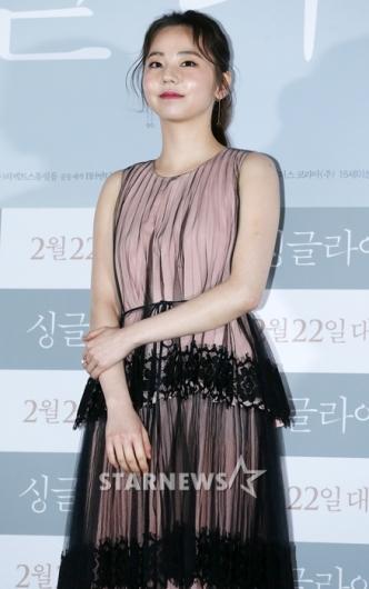 [★포토]안소희, '점점 더 예뻐지는 미모'