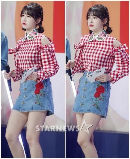 [★포토]전소미, '무표정 댄스 댄스'