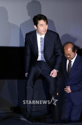 [★포토]장혁, '최연소 안기부 실장으로 돌아왔습니다'