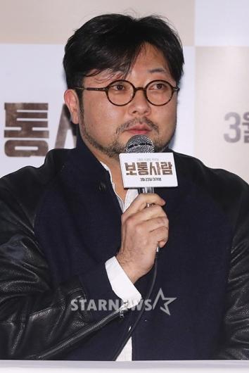 [★포토]영화 '보통사람'의 김봉한 감독