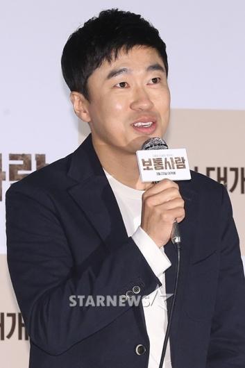 [★포토]조달환, '기획수사의 피해자'