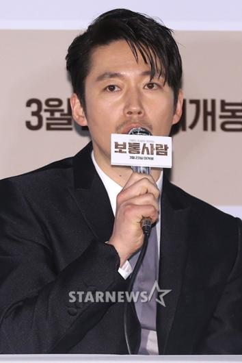 [★포토]장혁, '최연소 안기부 실장'