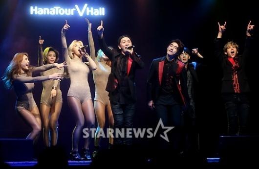 [★포토]K-POP 섹시콘서트 외국인관광공연 리허설