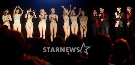 [★포토]K-POP 섹시콘서트 외국인관광공연