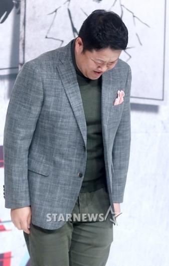 [★포토]김구라, 예의 바른 독설가