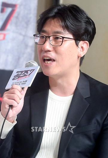 [★포토]전성호PD, '이경규 박명수 김구라...의 조합'