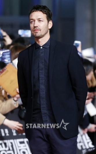 [★포토]루퍼트 샌더스 감독, '배우보다 더 배우같네'