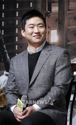 [★포토]안재홍, '봉블리의 미소'