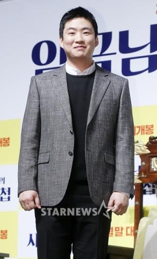 [★포토]안재홍, '귀여운 봉블리'