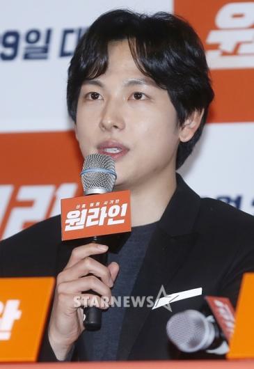 [★포토]임시완, '민 대리 역입니다'