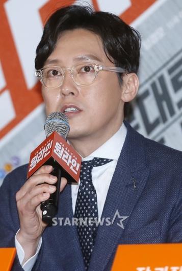 [★포토]박병은, '첫 주연 영화입니다'