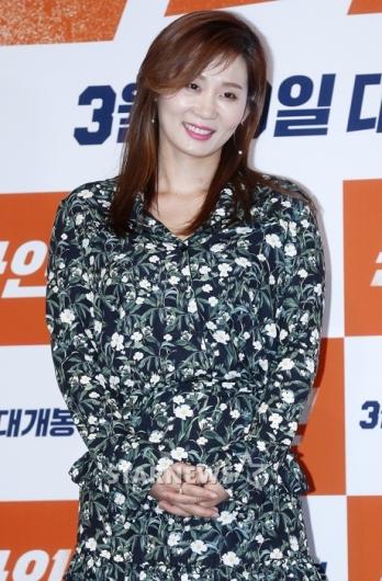 [★포토]김선영, '수줍게 미소'