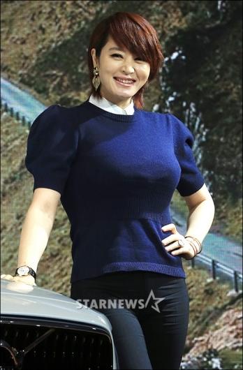 [★포토]김혜수, '특유의 코찡긋 미소'