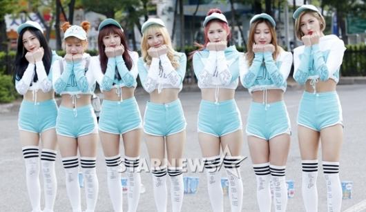 [★포토]립버블, '상큼한 팝콘 소녀들'