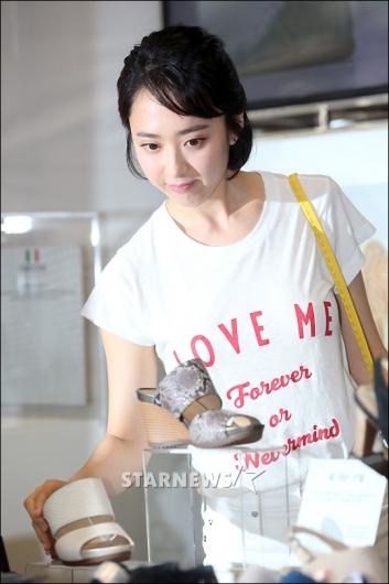 [★포토]김민정 '사슴눈망울'