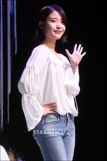 [★포토]아이유 '4집 팔레트'로 컴백