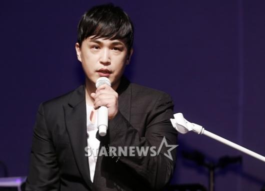 [★포토]이수, '9년만에 솔로앨범으로'