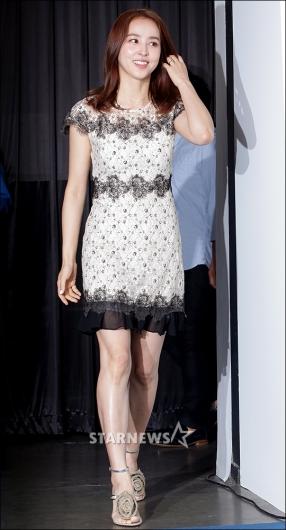 [★포토]한혜진, '출산 후에도 완벽한 몸매와 미모'