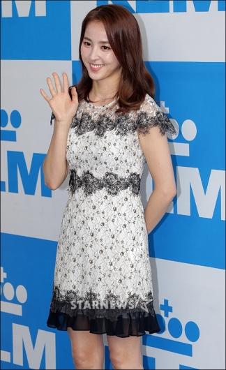 [★포토]한혜진, '여전히 눈부신 미모'