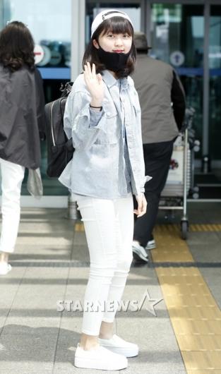 [★포토]안서현, '칸 가게돼 설레요'