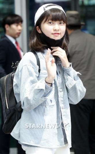 [★포토]안서현, '너무 귀여운 외모'