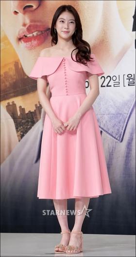 [★포토]공승연, '아름다운 핑크 소녀'