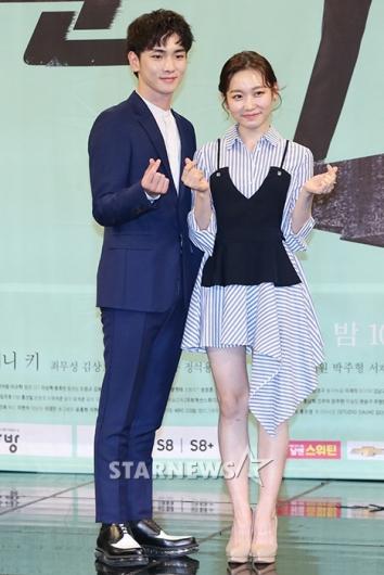 [★포토]키-김슬기, '저희 잘 어울리죠?'