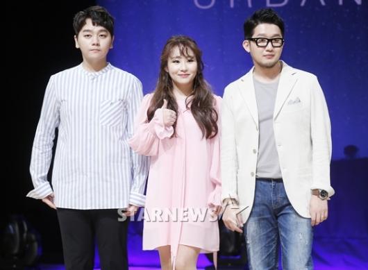 [★포토]어반자카파, '새 앨범으로 돌아왔어요'