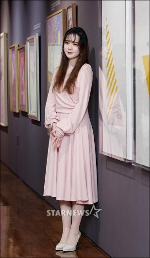 [★포토]구혜선, '아나필락시스 딛고 작가로 활동'