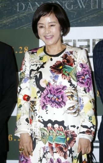 [★포토]장미희, '언제나 소녀감성'