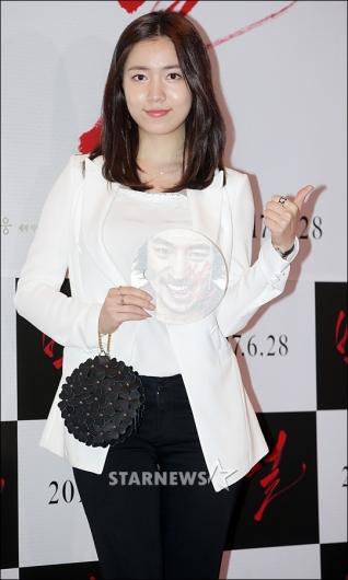 [★포토]류화영, '진웅오빠 응원왔어요'