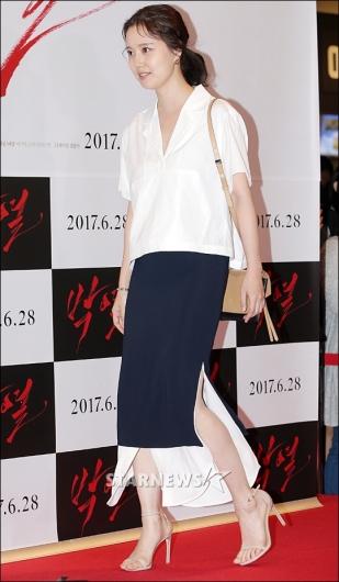 [★포토]문채원, '보기만 해도 시원한 패션'
