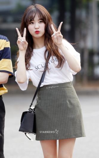 [★포토]앤씨아, '사랑스러운 여친룩'