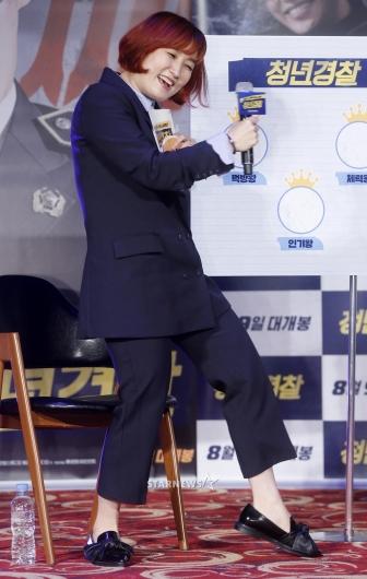 [★포토]박경림, '갑자기 나야 나 댄스타임'