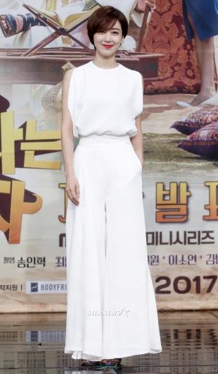 [★포토]이소연, '아름다운 순백'