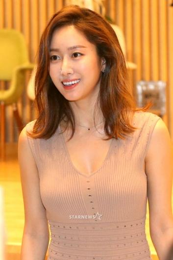 [★포토]전혜빈, 이준기가 반한 미소