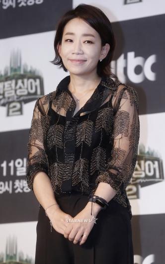 [★포토]김문정 음악감독, '조금 긴장한 포즈'