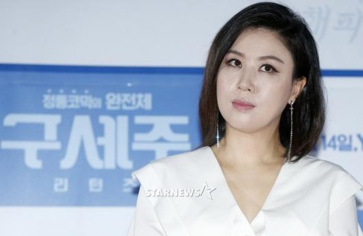 [★포토]김성경, '구세주 리턴즈'로 배우 도전