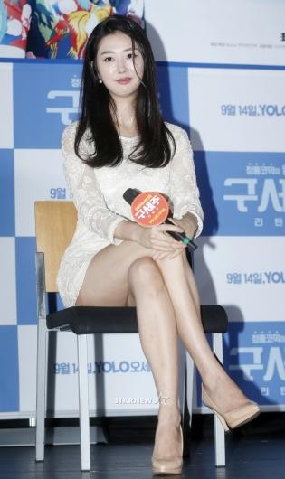 [★포토]정이연, '앉아만 있어도 섹시한 자태'