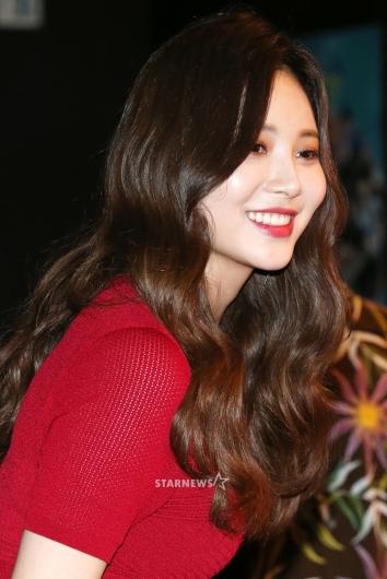 [★포토]유라, 매력적인 미소