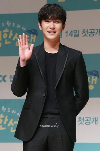 [★포토]안우연, 허당 매력의 정석남