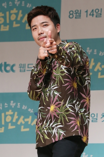 [★포토]'힙합 저격수' 지조