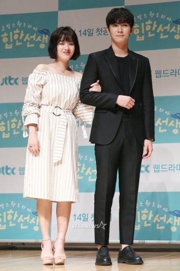 [★포토]이주영-안우연, '저희 잘 어울리죠?'