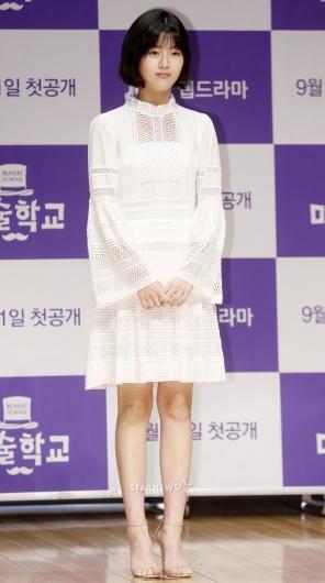 [★포토]신은수, '새하얀 소녀'