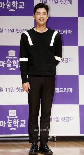 [★포토]강윤제, '남다른 기럭지'