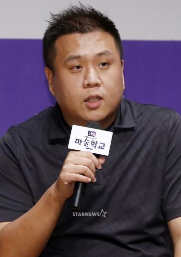 [★포토]'마술학교'의 김도원 감독