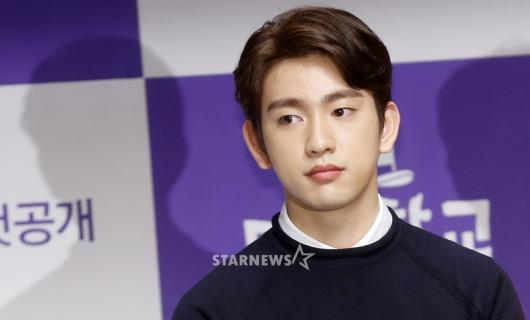 [★포토]박진영, '반박 불가 배우 분위기'