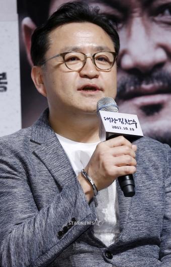 [★포토]'대장 김창수'의 이원태 감독