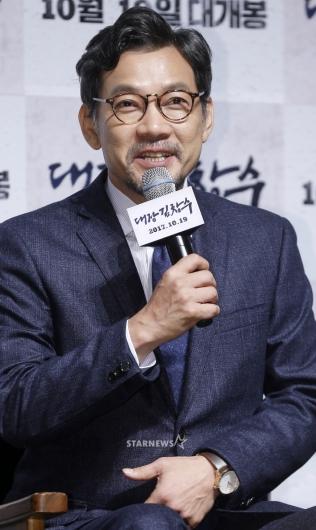 [★포토]정진영, '카리스마 배우'